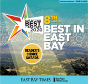 East Bay Time's Best in East Bay