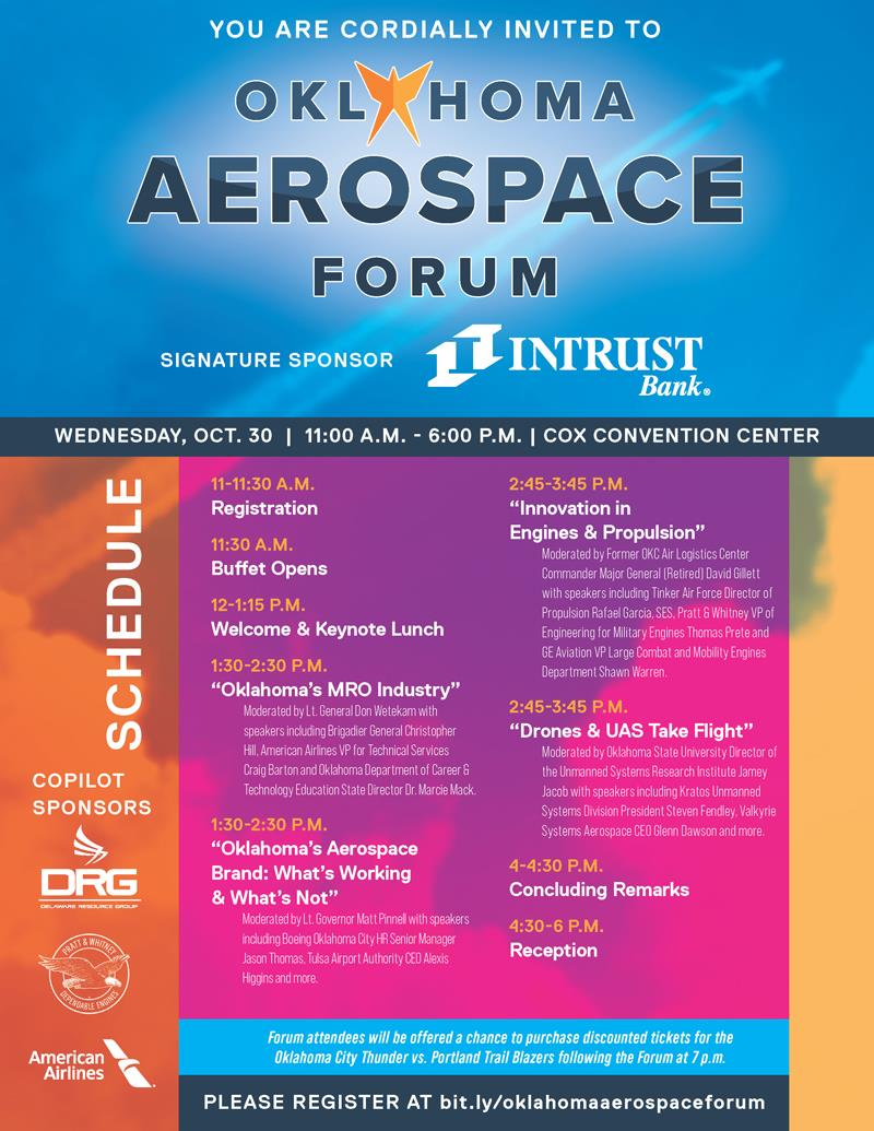 Oklahoma Aerospace Forum