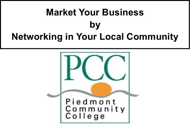 Market Your Business by Networking in Your Local Community