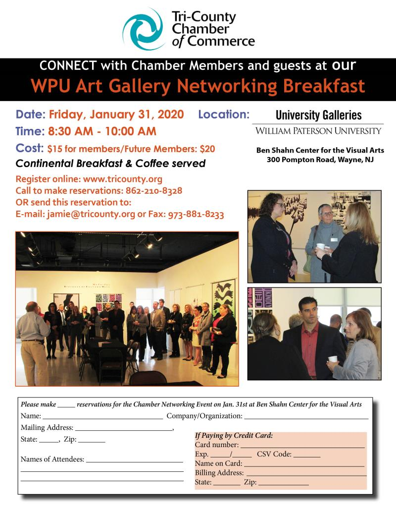 Networking - WPU Art Gallery