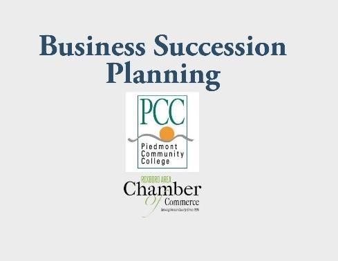 Business Succession Planning- Small Business Owner Training