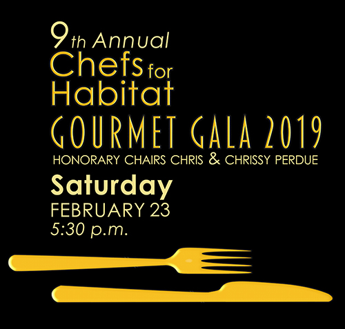 Chefs for Habitat -- A Gourmet Gala