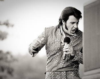 Jesse Garron's Tribute to Elvis Dinner Theater