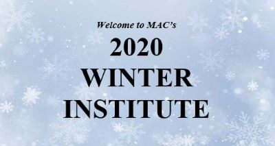 Winter Institute: Interactive Musical Finale