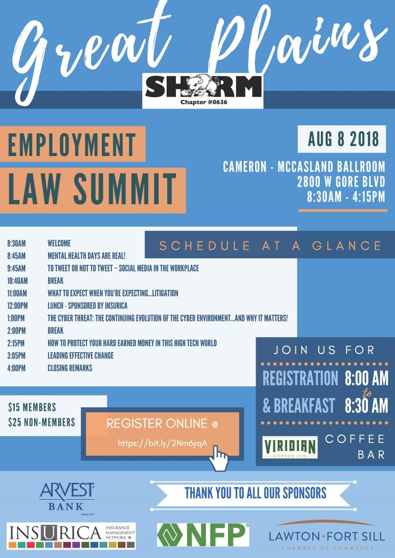 Employment Law & Benefits Summit