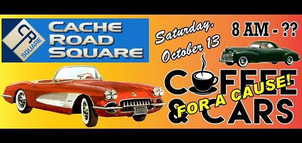 Coffee & Cars For A Cause