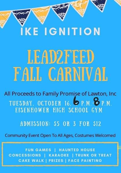 Ike Ignition Fall Carnival