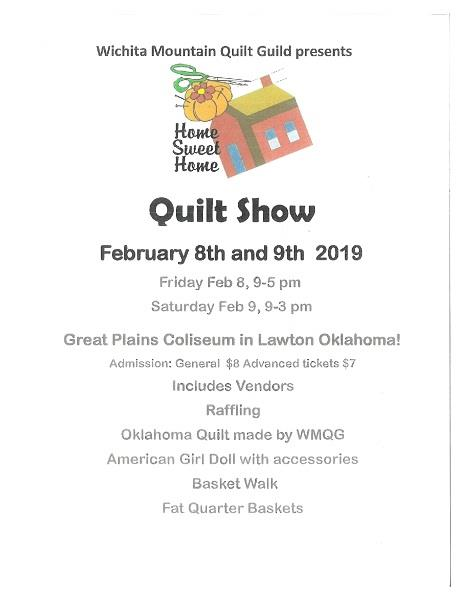 Home Sweet Home Quilt Show