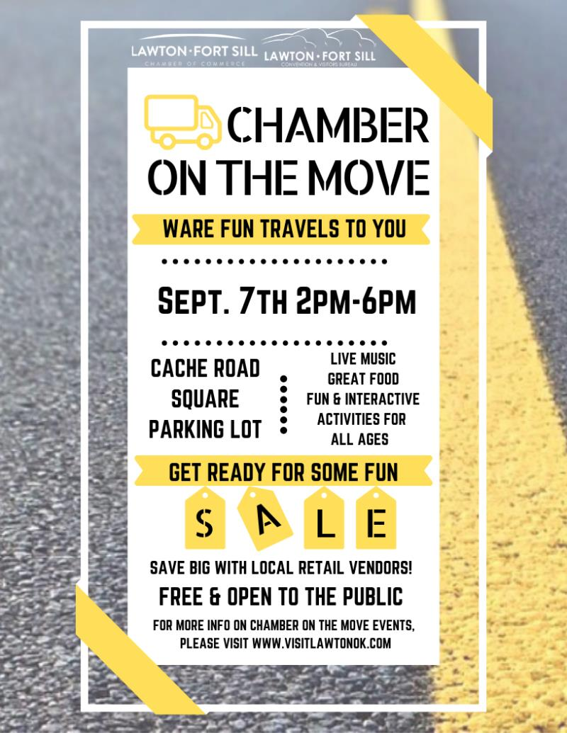 Chamber on the Move