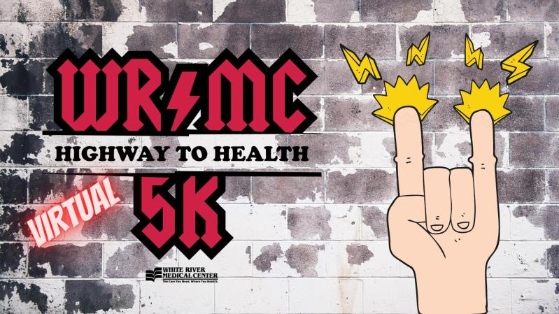 WRMC Highway to Health Vitrual 5k