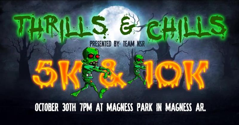 Thrills & Chills 5K & 10K