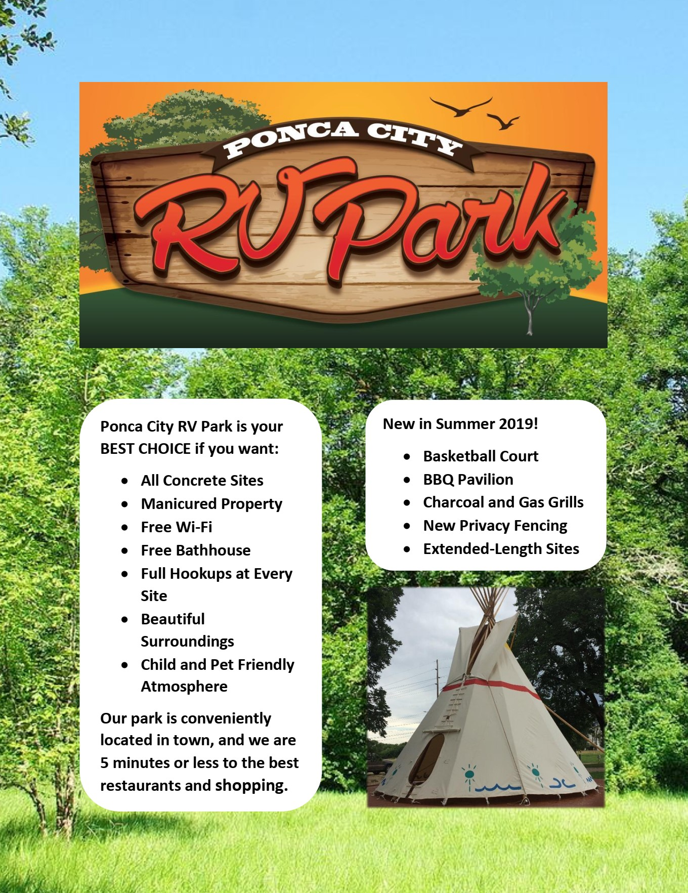 Ponca City RV Park